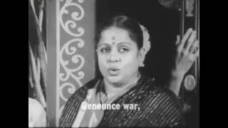 Maithreem Bhajatha   Bharat Ratna Smt. MS Subbulakshmi Amma at UN (1966)