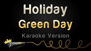Green Day - Holiday (Karaoke Version)