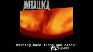 Metallica - Fuel (HD)