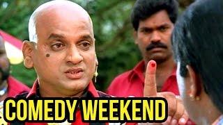getlinkyoutube.com-Comedy Weekend - Back 2 Back Telugu Super Hit Hilarious Comedy Scenes