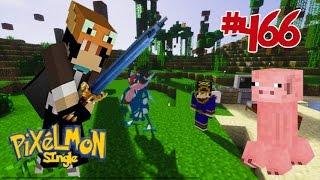 getlinkyoutube.com-Minecraft - Pixelmon (มายคราฟ โปเกม่อน) #466 มาแล้วผู้ร่วมรายการนักดูหนัง A..
