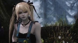 getlinkyoutube.com-Skyrim: Marie Rose follower