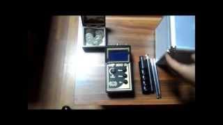 getlinkyoutube.com-شرح عن جهاز كاشف الذهب والكنوز بعيد المدى MF-1100 A عمق البحث 20 م مسافة البحث 1500 م