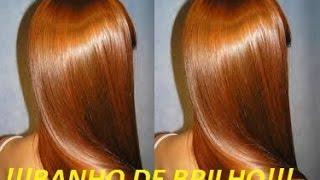 getlinkyoutube.com-COMO FAZER BANHO DE BRILHO NO CABELO