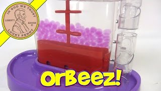 getlinkyoutube.com-Orbeez Magic Maker Toy With Colored Orbeez and Orbeez Water Fun!