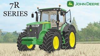 Farming Simulator 17 Presentazione John Deere 7R Series By TechMod