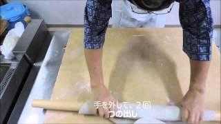 getlinkyoutube.com-横浜市手打蕎麦探究協会「F先生お手本・2013年11月」