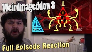 getlinkyoutube.com-Gravity Falls - Weirdmageddon 3 - Season 2 Episode 20 - Finale [FULL EPISODE REACTION] - MrFreakins