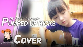 getlinkyoutube.com-Pumped Up Kicks - Foster The People cover by 12 y/o Jannine Weigel