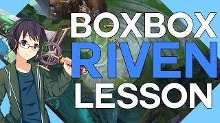 getlinkyoutube.com-Extensive Riven Lesson by Boxbox (Combos, Animation Cancel and wallhops)