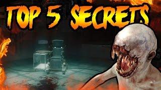 getlinkyoutube.com-Top 5 FORGOTTEN SECRETS in KINO DER TOTEN! Black Ops Zombies TOP 5 EASTER EGGS You Didn't Know