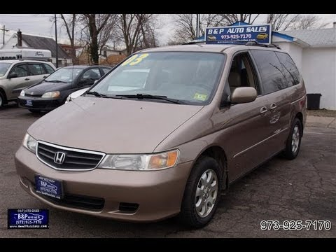 2003 honda odyssey problems online manuals and repair. Black Bedroom Furniture Sets. Home Design Ideas