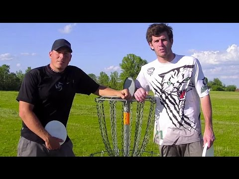 The Gods Of Disc | Epic Trick Shot Battle 3
