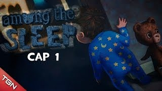 AMONG THE SLEEP: UN NIÑO CON PESADILLAS #1