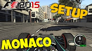 getlinkyoutube.com-F1 2015 Monaco Setup + Hotlap 1:13.395 [PC][Gamepad][HD+]