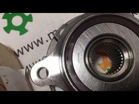 4355030031 4355030030 Оригинал ступица передняя подшипник передней ступицы правая Lexus GS
