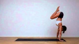 getlinkyoutube.com-Laruga - Ashtānga Yoga - Intermediate Series - Pāśāsana to Krounchāsana