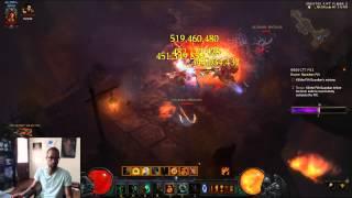 getlinkyoutube.com-[Diablo 3] Rank 6 Super Human Conquest - HC Barbarian