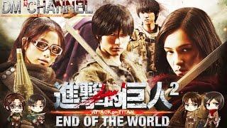 getlinkyoutube.com-ATTACK ON TITAN (ผ่าพิภพไททัน) ภาค 2 : อวสานพิภพไททัน Trailer ตัวอย่าง หนังพากษ์ไทย by DM CHANNEL