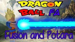 getlinkyoutube.com-ROBLOX: Dragon Ball Final Adventures: Fusion and Potara