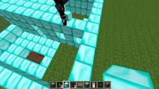 getlinkyoutube.com-MineTrap #1 - Casa dos Diamantes (MineCraft) [Primeiro Video]