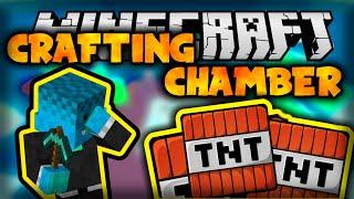 getlinkyoutube.com-Minecraft: POTRGO SAM CIJELU MAPU! [#2] Crafting Chamber