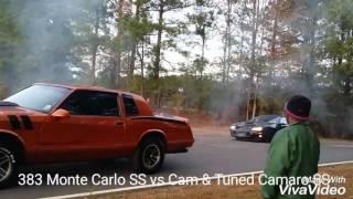 getlinkyoutube.com-Monte Carlo SS vs Camaro SS