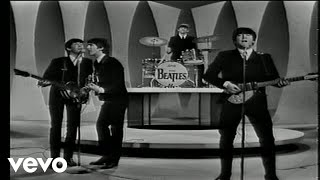 The Beatles - Twist & Shout - Performed Live On The Ed Sullivan Show 2/23/64 width=