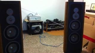 getlinkyoutube.com-Infinity RS-3A with Onkyo A-8650 Integra very nice Sound !