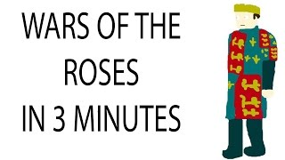 getlinkyoutube.com-Wars of the Roses   3 Minute History