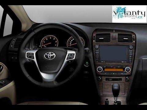 Como desmontar el volante de una Toyota Avensis mk3 2009-13 - Dr.VOLANT