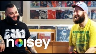 Noisey Back & Forth - Gallows X Fucked Up