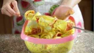 getlinkyoutube.com-Jujeh Kabab (Chicken Kabob) Recipe
