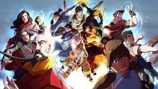 Avatar Soundtrack - Epic Music Mix | 2 | Aang & Korra | The last Airbender - The Legend of Korra