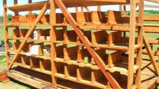 getlinkyoutube.com-Agroecología: Construcción de gallineros móviles