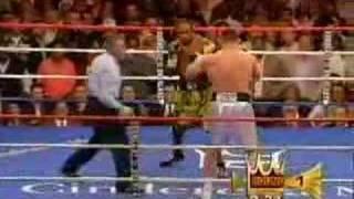 getlinkyoutube.com-Najkrótsza walka świata, Andrzej Gołota vs. Lamon Brewster