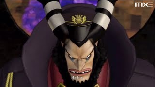 getlinkyoutube.com-One Piece Pirate Warriors - Luffy vs Magellan Round 1 HD