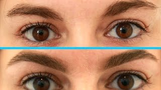 getlinkyoutube.com-Women Get Their Eyebrows Waxed For The First Time