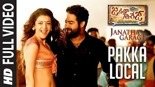 "getlinkyoutube.com-Pakka Local Full Video Song |""Janatha Garage""