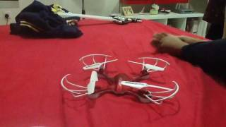 How to reset your drone