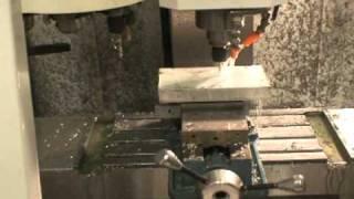 getlinkyoutube.com-UMC 10: Scratch Built CNC with Automatic Tool Changer