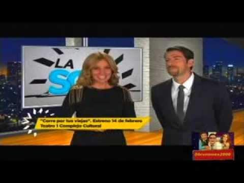 La Sopa 3 - Eduardo Videgaray - Raquel Bigorra -  27 Enero 2014