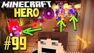 getlinkyoutube.com-Tim, Stegi, Dner VS Gomme :D - Minecraft HERO #99