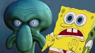 getlinkyoutube.com-SQUIDWARD NOOOO! | Five Nights At The Krusty Krab