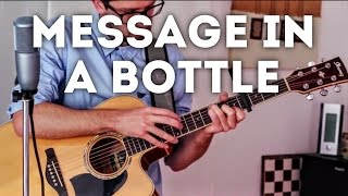 The Police - Message In A Bottle | Cover by Tommaso Lotti