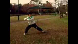 getlinkyoutube.com-様々な門派の功夫の紹介 A variety of styles of Kungfu performed