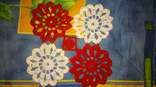 getlinkyoutube.com-Como Hacer un Tapete Uniendo Pastillas a Crochet en Español