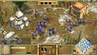 getlinkyoutube.com-Magyar vs ArmyCore   Age of Mythology The Titans