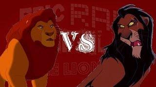 getlinkyoutube.com-Scar vs Mufasa - Epic Rap Battles of the Lion King #4