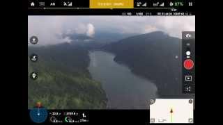 getlinkyoutube.com-Тест дальности полета DJI Phantom 3 № 1 (7568 метров)